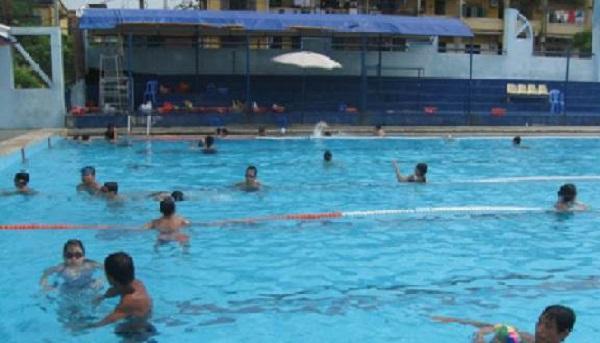 bể bơi nhà văn hóa quận thanh xuân