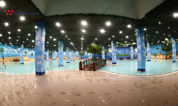 bể bơi tại Hai Bà Trưng