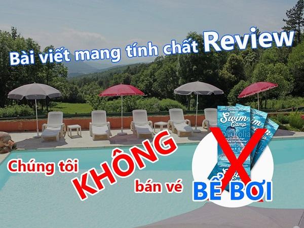 Bể bơi Hồ Đền Lừ
